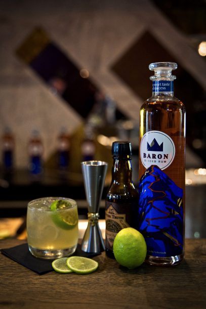Lime Rum - baronrum - Baron ginger fantasy